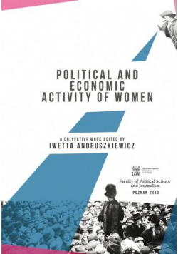 Political and economic activity of women