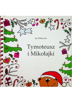 Tymoteusz i Mikołajki + CD