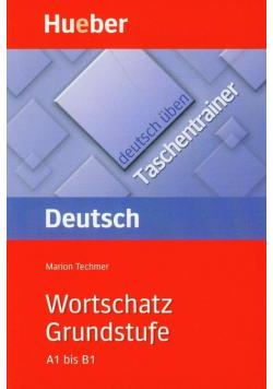 Deutsch uben Taschentrainer Wortschatz Grundstufe