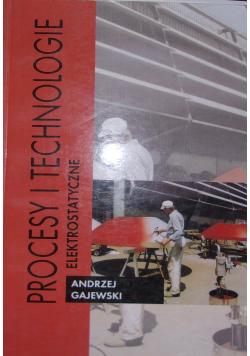 Procesy technologie elektrostatyczne