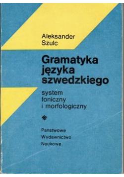 Gramatyka języka szwedzkiego system foniczny i morfologiczny