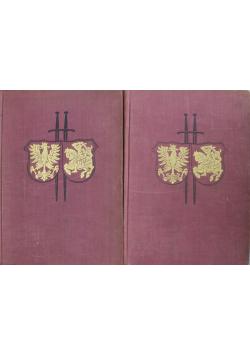 Krzyżacy Tom I i II