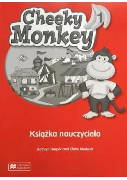 Cheeky Monkey 1 Książka nauczyciela PL MACMILLAN