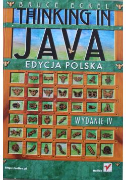 Thinking in Java Edycja Polska