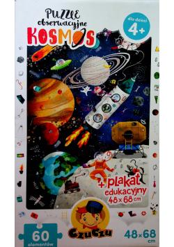 Puzzle obserwacyjne Kosmos