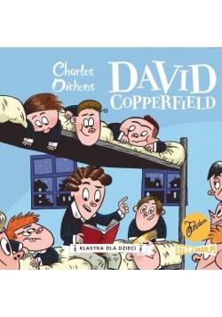 Klasyka dla dzieci T. 4 David... audiobook