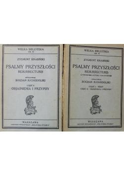 Psalmy przyszłości Część 1 i 2 ok 1929 r.