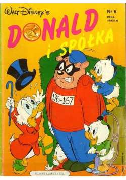 Donald i spółka Nr 6