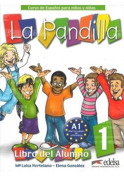 La Pandilla 1 pack EDELSA NOWA