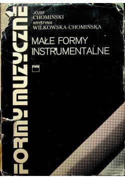 Małe formy instrumentalne