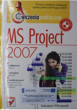 MS Project 2007 Ćwiczenia praktyczne