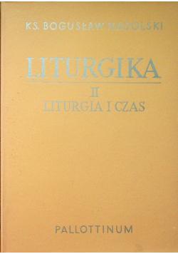 Liturgika II Liturgia i Czas