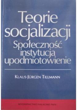 Teorie socjalizacji