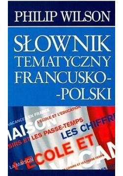 Słownik tematyczny francusko - polski