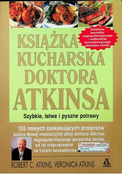 Książka kucharska doktora Atkinsa