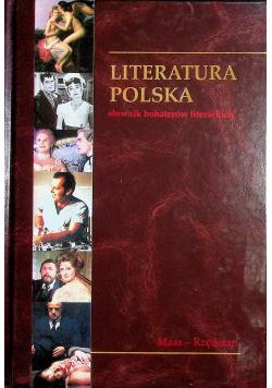 Słownik bohaterów literackich Tom 13 Maas - Rzędzian