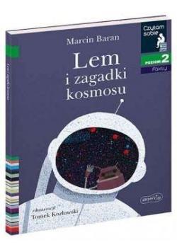 Czytam sobie. Lem i zagadki Kosmosu. Poziom 2