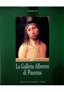 La Galleria Alberoni di Piacenza