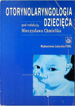 Otorynolaryngologia  dziecięca