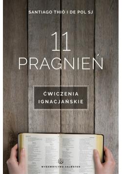 11 pragnień Ćwiczenia ignacjańskie