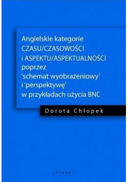 Angielskie kategorie CZASU/CZASOWOŚCI I ASPEKTU...
