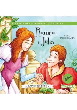 Klasyka dla dzieci T.2 Romeo i Julia audiobook