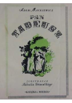 Pan Tadeusz 1950 r.