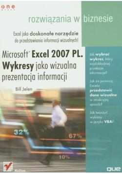 Microsoft Excel 2007 PL  Wykresy jako wizualna prezentacja informacji