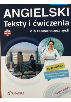 Angielski Teksty i ćwiczenia dla zaawansowanych poziom B2 C1