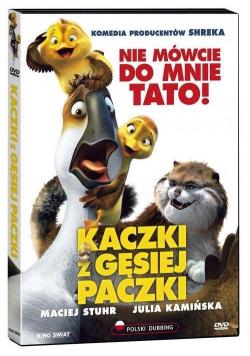 Kaczki z Gęsiej paczki DVD