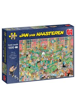 Puzzle 1500 Haasteren Klub bilardowy G3