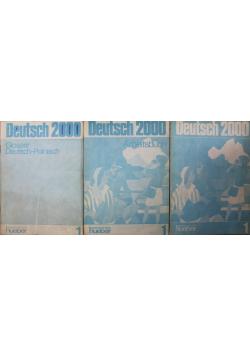 Deutsch 2000 3 części