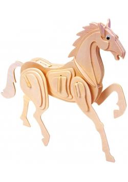 Łamigłówka drewniana Gepetto - Koń G3