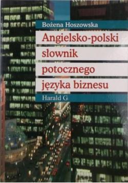 Angielsko polski słownik potocznego języka biznesu