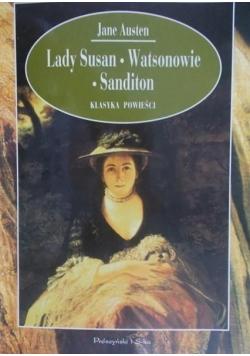 Lady Susan Watsonowie Sanditon