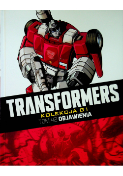 Transformers Tom 42 Objawienia