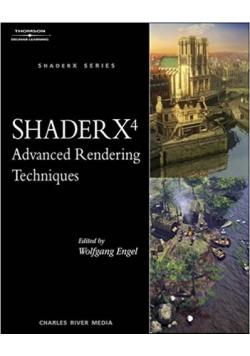 ShaderX4 Advanced Rendering Technique plus płyta CD