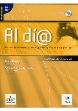 Al dia intermedio Cuaderno de ejercicios + CD audio