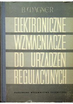 Elektroniczne wzmacniacze do urządzeń regulacyjnych