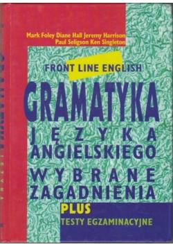 Gramatyka języka angielskiego wybrane zagadnienia