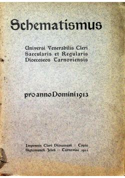 Schematismus 1913 r
