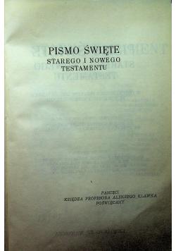 Stary Testament Tom II