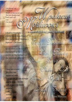 W pałacu możliwości O amerykańskiej poezji kobiecej