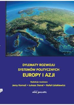 Dylematy rozwoju systemów politycznych Europy i Azji