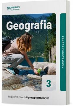 Geografia LO 3 Podręcznik ZP OPERON