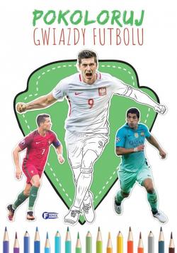 Pokoloruj Gwiazdy Futbolu