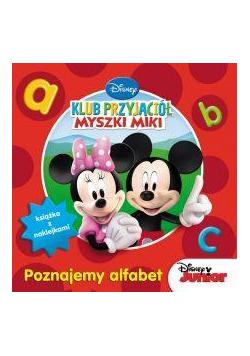 Poznajemy alfabet. Klub Przyjaciół Myszki Miki