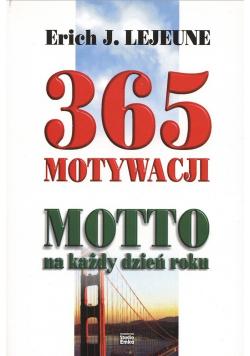 365 motywacji Motto na każdy dzień roku