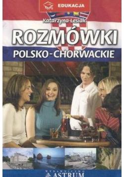 Rozmówki polsko chorwackie + płyta CD