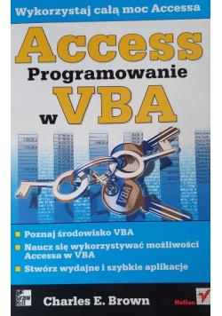 Access Programowanie w VBA